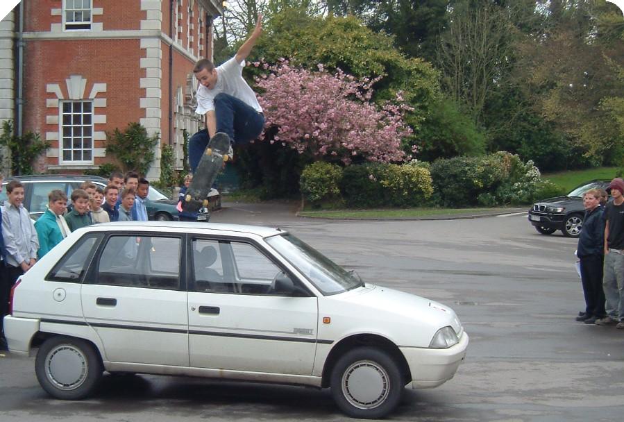 geoff car jump