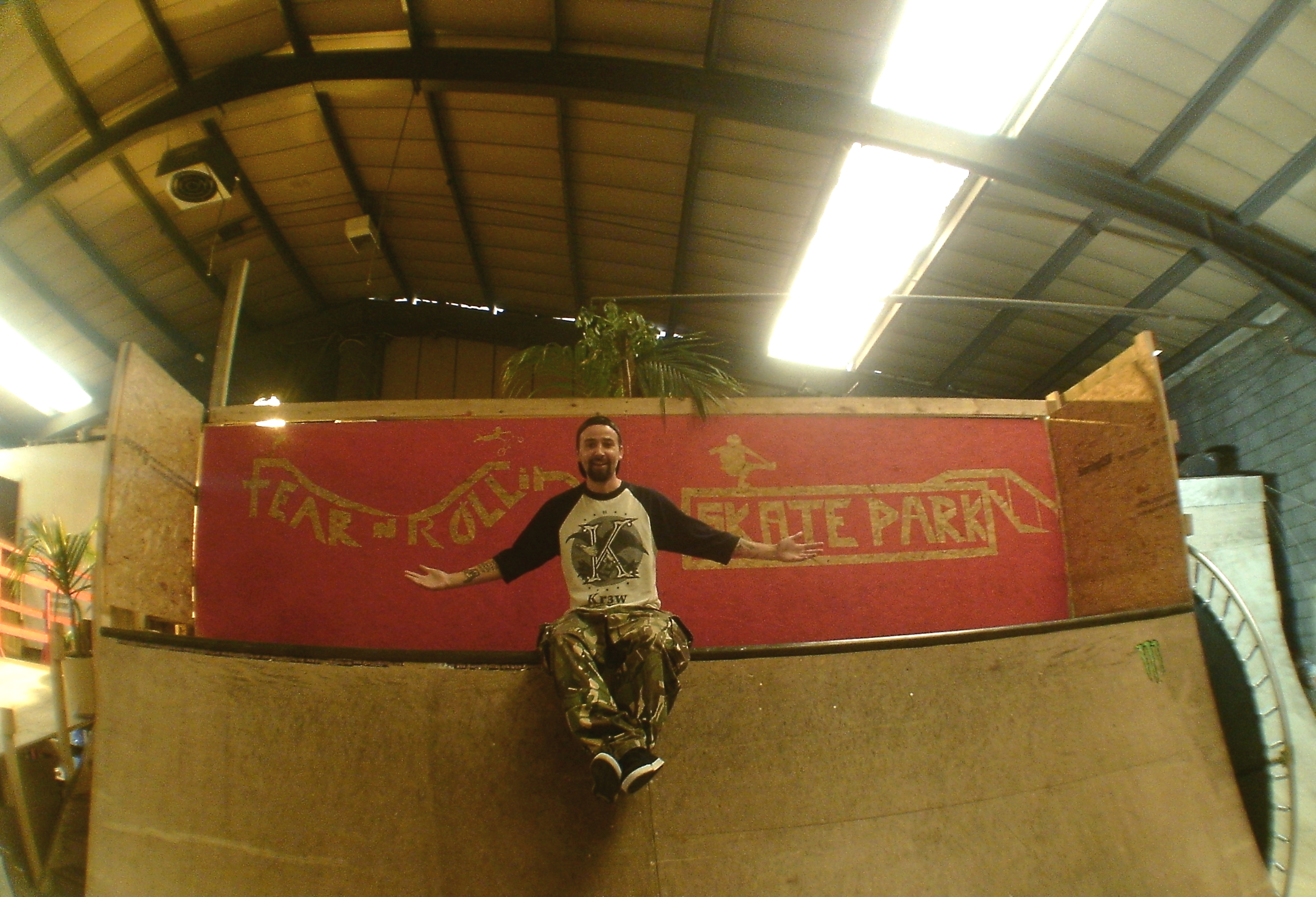 Rubicon skate camp