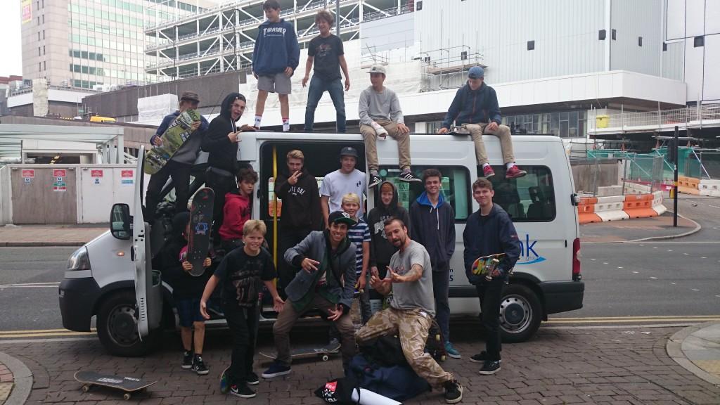 Camp Bus 2