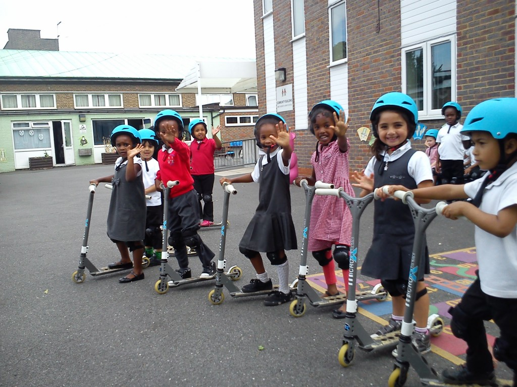 Micro Scooter School 2