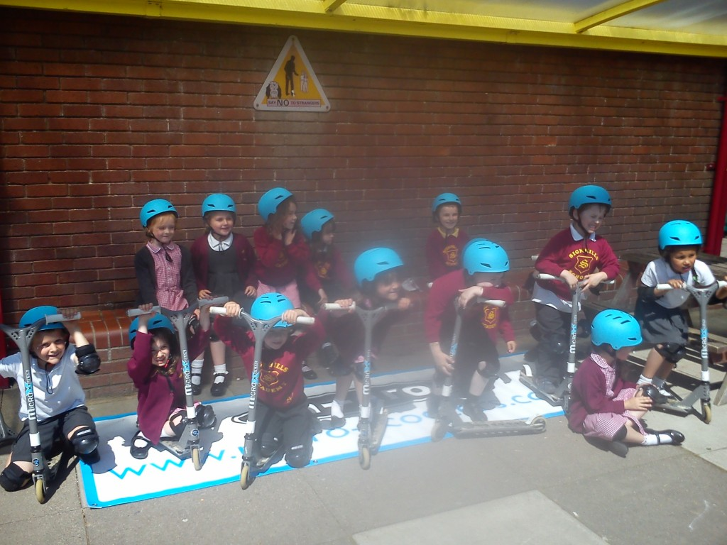 Micro Scooter School 7