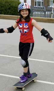 Skate School Happy Kid22