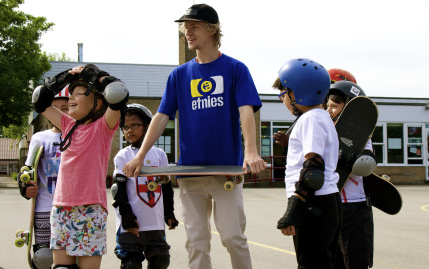 Skate School Pete2