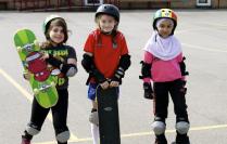 Skate School Rocket