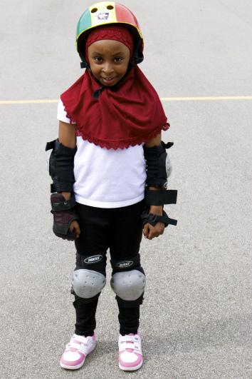 Skate School TD Helmet 2